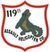 119th Aviation Company (AHC), 52nd Aviation Battalion