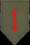 HHC, 1st Infantry Division (Forward)