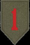 Division Artillery (DIVARTY) 1st Infantry Division