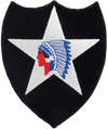 Division Artillery (DIVARTY) 2nd Infantry Division