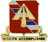 HHB, 1st Battalion, 41st Field Artillery