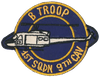 B Troop, 1st Squadron, 9th Cavalry (Airmobile)