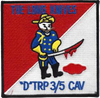 D Troop, 3rd Squadron, 5th Cavalry