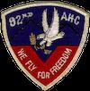 92nd Aviation Company (AHC), 1st Aviation Brigade