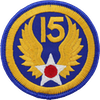 USAAF 15th Army Air Force