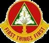 Division Artillery (DIVARTY) 91st Infantry Division