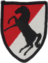 A Troop, 1st Squadron, 11th Armored Cavalry Regiment