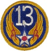 USAAF 13th Army Air Force
