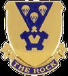HHC, 2nd Battalion, 503rd Infantry Regiment